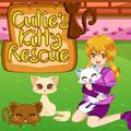 Cutie Kitty Rescate