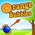 Orange Bubbles Games