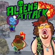 Play Game : Aliens Attack
