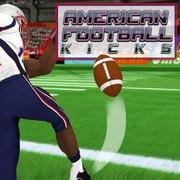 Play Game : American Football Kicks