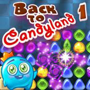 Play Game : Back To Candyland - Episode 1