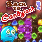 Play Game : Back To Candyland - Episode 2