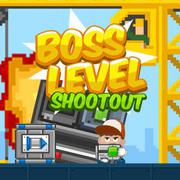 Play Game : Boss Level Shootout