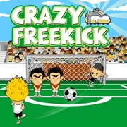 Play Game : Crazy Freekick
