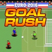Play Game : Euro 2016: Goal Rush