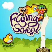 https://play.famobi.com/flying-school skill online game