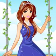 Kerti ruha hercegnőknek