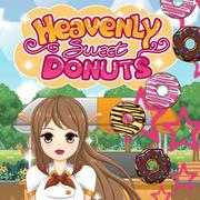 Play Game : Heavenly Sweet Donuts