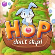 Play Game : Hop Don't Stop