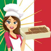 Play Game : Italian Tiramisu