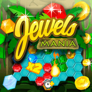 Play Game : Jewels Mania