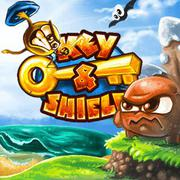 Play Game : Key & Shield