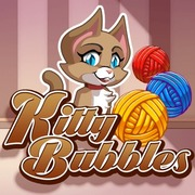 Play Game : Kitty Bubbles