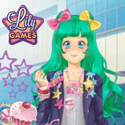 Play Game : Manga Lily