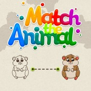 Play Game : Match The Animal