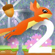 Play Game : Nut Rush 2: Summer Sprint