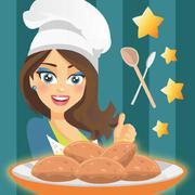 Mogyorós süti sütés