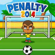 Play Game : Penalty 2014