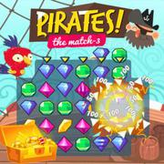 Play Game : Pirates! The Match-3