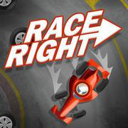 https://play.famobi.com/race-right arcade,skill,racing online game
