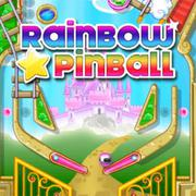Play Game : Rainbow Star Pinball