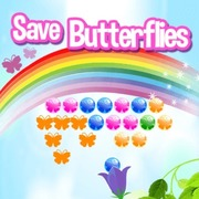 Play Game : Save Butterflies