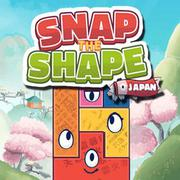 Play Game : Snap The Shape: Japan