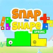 Play Game : Snap The Shape: Spring