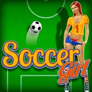 Play Game : Soccer Girl