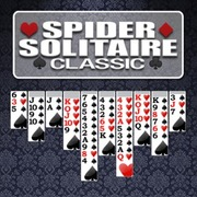 Play Game : Spider Solitaire Classic