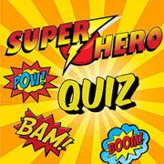 Play Game : Superhero Quiz