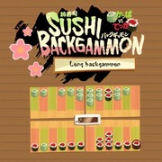 Play Game : Sushi Backgammon