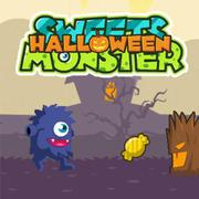 Play Game : Sweets Monster