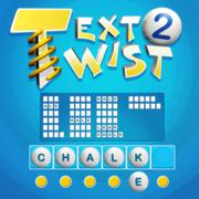 Play Game : Text Twist 2