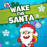 Play Game : Wake the Santa