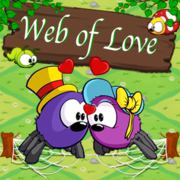 Play Game : Web Of Love