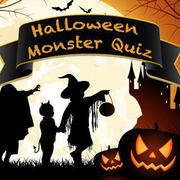 Play Game : Halloween Monster Quiz