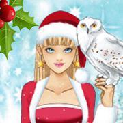 Karácsonyi öltöztetős