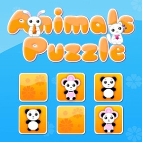 https://play.famobi.com/animals-puzzle puzzle online game
