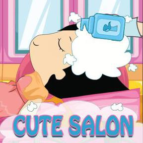 https://play.famobi.com/cute-salon girls online game