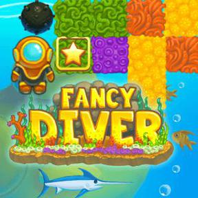 https://play.famobi.com/fancy-diver match-3 online game