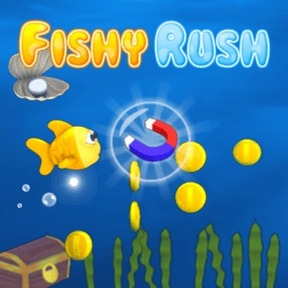 https://play.famobi.com/fishy-rush jump-and-run online game