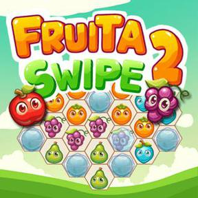 https://play.famobi.com/fruita-swipe-2 match-3 online game