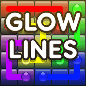 https://play.famobi.com/glow-lines puzzle online game
