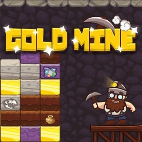 https://play.famobi.com/gold-mine match-3,skill,arcade online game