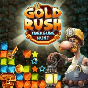 https://play.famobi.com/gold-rush match-3 online game