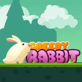 https://play.famobi.com/greedy-rabbit jump-and-run online game