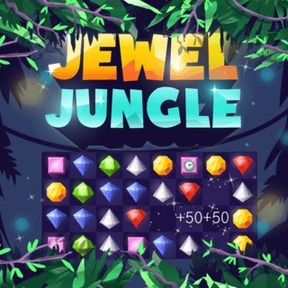 https://play.famobi.com/jewel-jungle match-3 online game