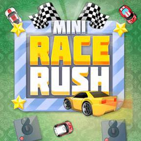 https://play.famobi.com/mini-race-rush cars,arcade online game