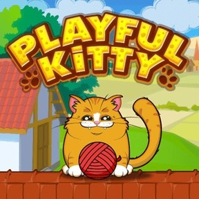 https://play.famobi.com/playful-kitty puzzle online game